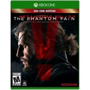 METAL GEAR SOLID V: THE PHANTOM PAIN - XBOX ONE ( USADO )