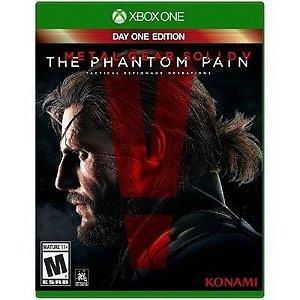 METAL GEAR SOLID V: THE PHANTOM PAIN - XBOX ONE ( USADO )