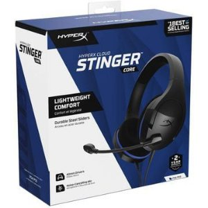 Headset Gamer HyperX Cloud Stinger Core PS4/PS5 ( NOVO )