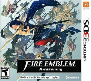 Fire Emblem Awakening - Nintendo 3ds ( USADO )