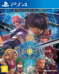 STAR OCEAN: INTEGRITY AND FAITHLESSNESS - PS4 ( NOVO )
