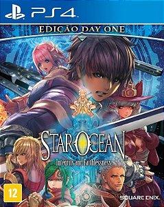 STAR OCEAN: INTEGRITY AND FAITHLESSNESS - PS4 ( NOVO )