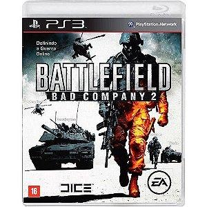 Battlefield Bad Company 2 - PS3 ( USADO )