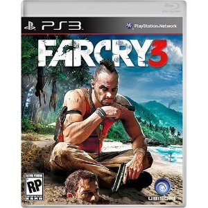Farcry 3 - PS3 ( USADO )