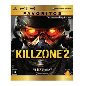 Killzone 2 - Favoritos - PS3 ( USADO )