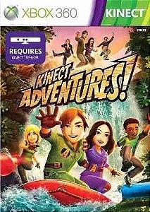 Kinect  Adventures - Xbox 360 ( USADO )