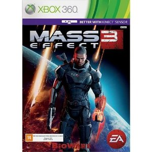 Mass Effect 3 - XBOX 360 ( USADO )