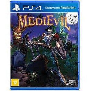 Medievil - Ps4 ( USADO )