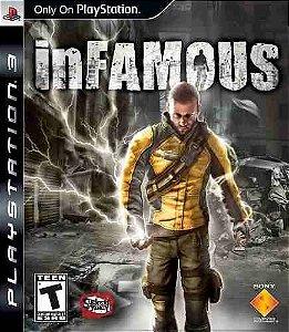 Infamous - Ps3 ( USADO )