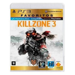 Killzone 3 - Ps3 ( USADO )