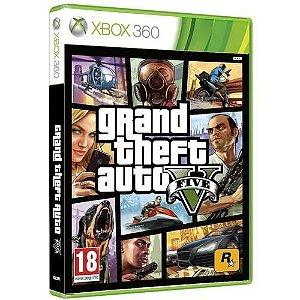 Gta 5 - Xbox 360 ( USADO )