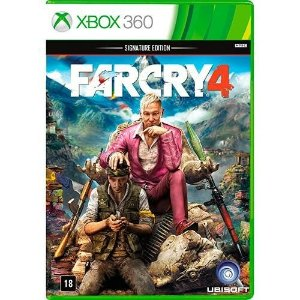 Farcry 4  - XBOX 360 ( USADO )