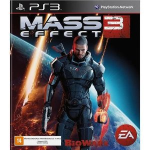 Mass Effect 3 - PS3  ( USADO )