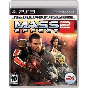 Mass Effect 2 - Playstation 3 ( USADO )