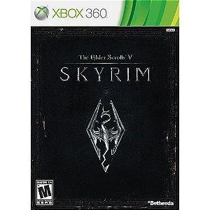 The elder scrolls 5: Skyrim - XBOX 360 ( USADO )