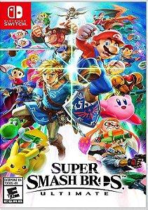 Super Smash Bros. Ultimate - Nintendo Switch ( USADO )