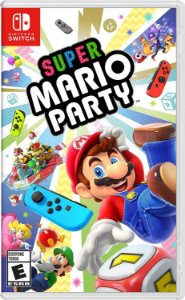 Super Mario Party - Nintendo Switch ( USADO )