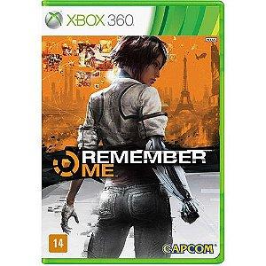 Remember Me - Xbox 360 ( USADO )