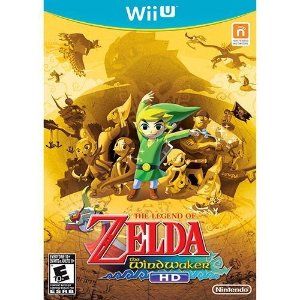 The Legend of Zelda - The Wind Waker - Wii U ( USADO )