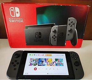 Console - Nintendo Switch ( USADO )