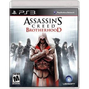 Assassins Creed Brotherhood - PS3 ( USADO )