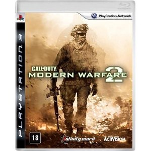 Call of Duty Modern Warfare 2 - PS3 ( USADO )