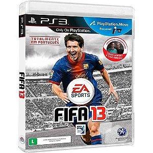 Fifa 13 - PS3 ( USADO )