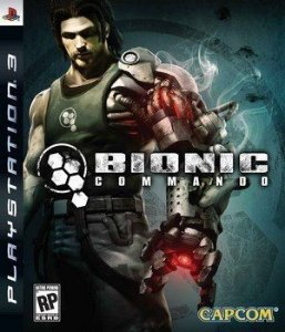 Bionic Commando - Ps3 ( USADO )