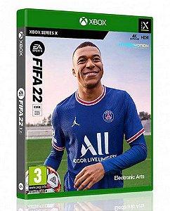 FIFA 22 - Xbox Series X ( Pré venda 15/10 )