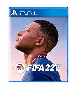 FIFA 22 - PS4 ( NOVO )