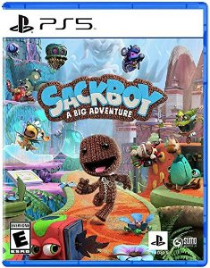 Sackboy A Big Adventure - PS5 ( NOVO )