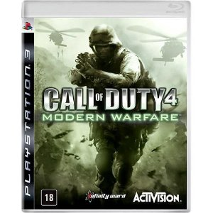 Call of Duty Modern Warfare 4 - PS3 ( USADO )