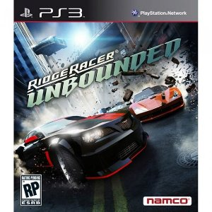 Ridge Racer Unbounded - Ps3 ( USADO )