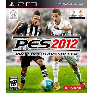 Pro Evolution Soccer 2012 - PS3 ( USADO )