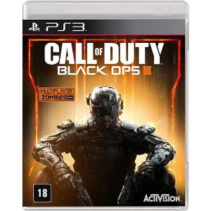 Call Of Duty: Black Ops 3 Multiplayer Modo Zumbi - PS3 ( USADO )