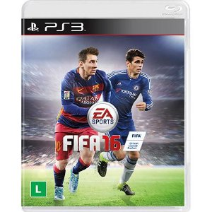 FIFA 16 - PS3 ( USADO )