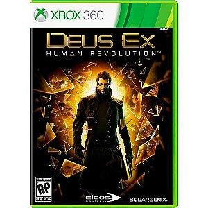 Deus Ex - Xbox 360 ( USADO )