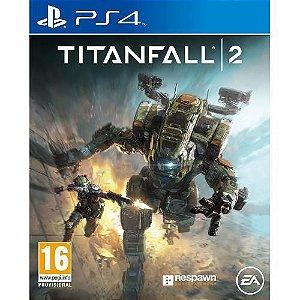 Titanfall 2 - Ps4 ( NOVO )