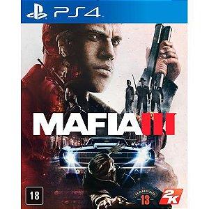 MAFIA 3 - PS4 ( USADO )