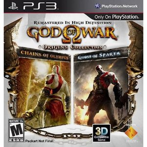 God Of War: Origins Collection - PS3 ( USADO )