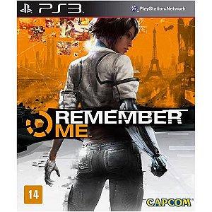 Remember Me - PS3 ( USADO )