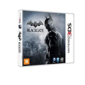 Batman: Arkham Origins Blackgate - 3ds ( USADO )