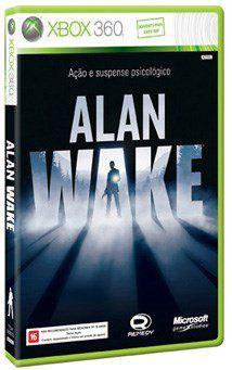 Alan Wake - Xbox 360 ( USADO )
