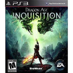Dragon Age Inquisition - Ps3 ( USADO )