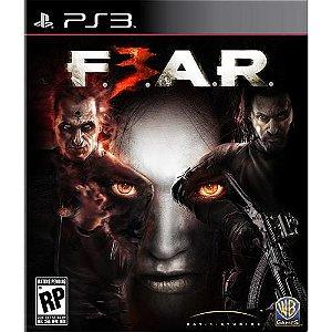 F.E.A.R. 3 - PS3 ( USADO )
