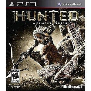 Hunted: The Demon's Forge - PS3 ( USADO )
