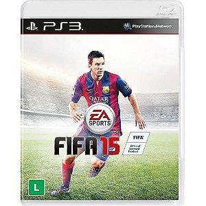 FIFA 15 - PS3 ( USADO )