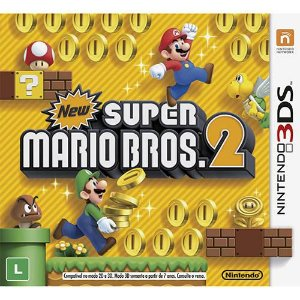 New Super Mario Bros 2 - 3DS ( USADO )