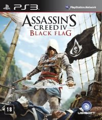 AssassinS Creed Iv Black Flag - PS3 ( USADO )