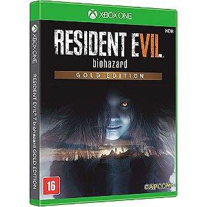 RESIDENT EVIL 7 Gold edition -Xbox One ( USADO )